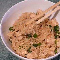 Oriental Chicken Salad PamMar