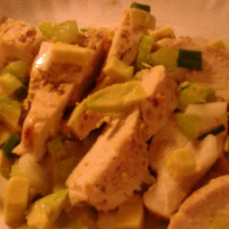 Easy Avocado Chicken Salad Helena Newsome