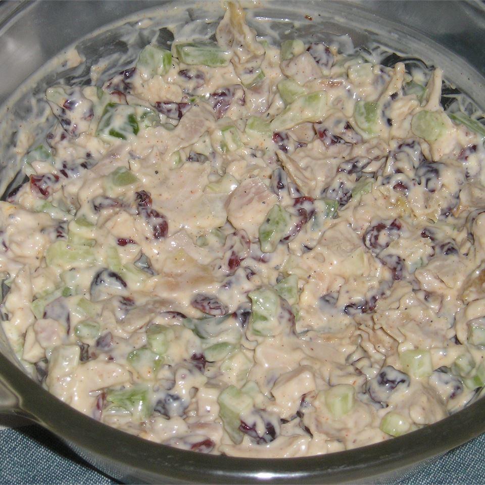 Holiday Chicken Salad yankeesfan