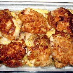 Squash Stuffed Chicken Breasts Sandi Kintzer
