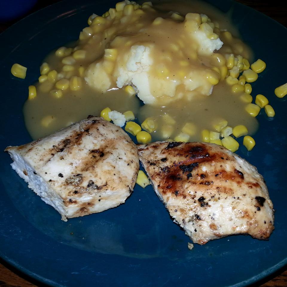 Great Chicken Marinade Linda Farrell