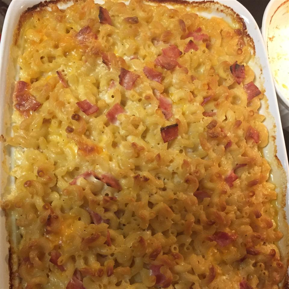 Allie's Delicious Macaroni and Cheese jiftie