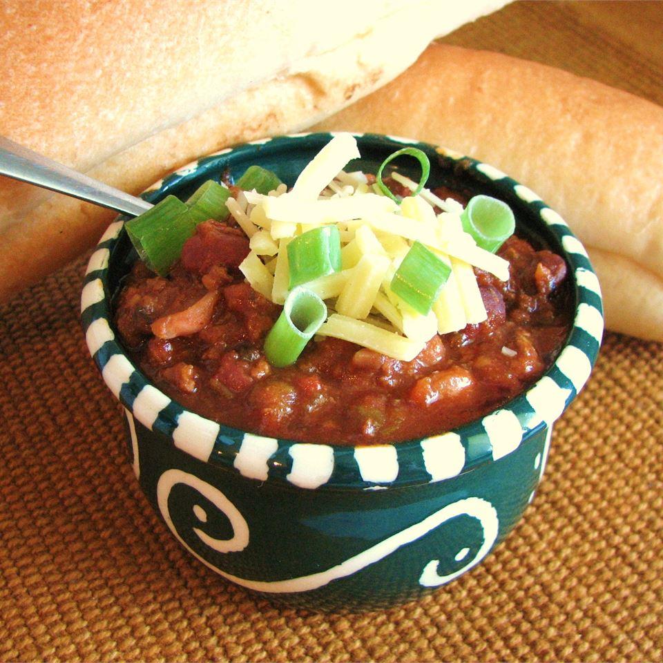 Slow Cooker Chili II