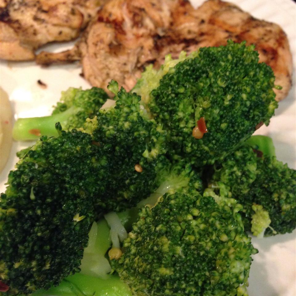 Brilliant Sauteed Broccoli