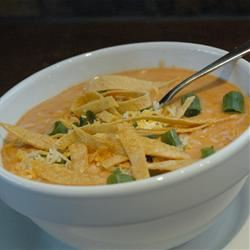 Chicken Enchilada Soup I