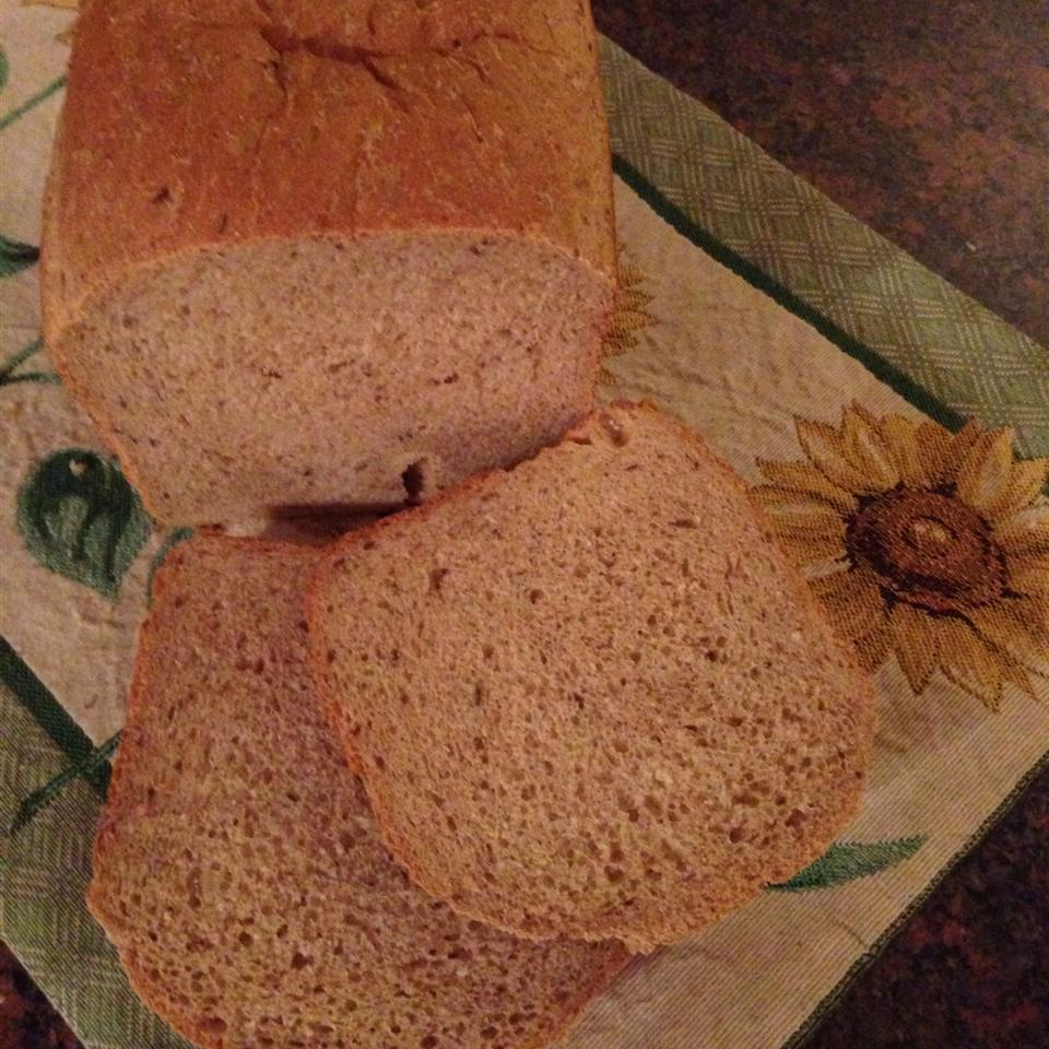Caraway Rye Bread (for the bread machine) Bambam