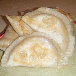 Shortcut Potato Onion Perogies