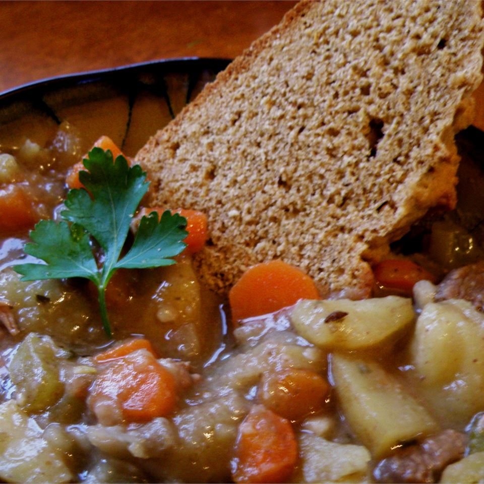 Tim's Lamb Stew