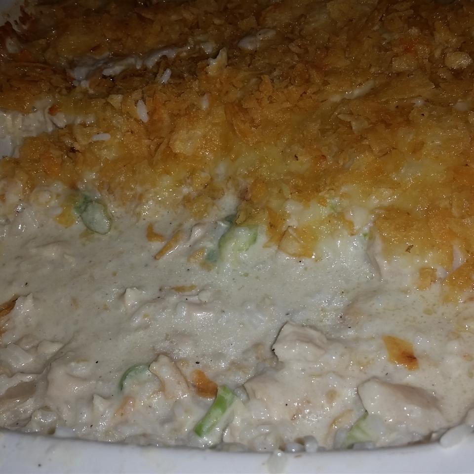 Potato Chip Chicken Casserole Alison Evans-Fragale