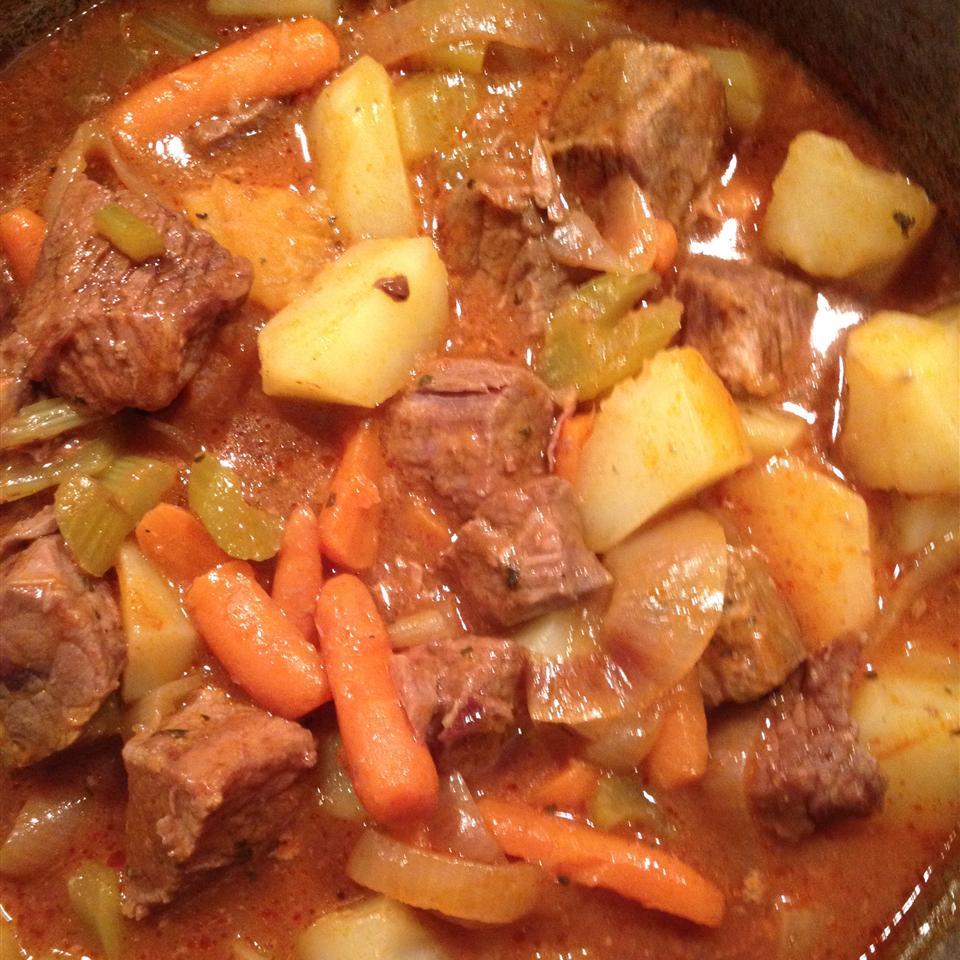 After-Church Stew