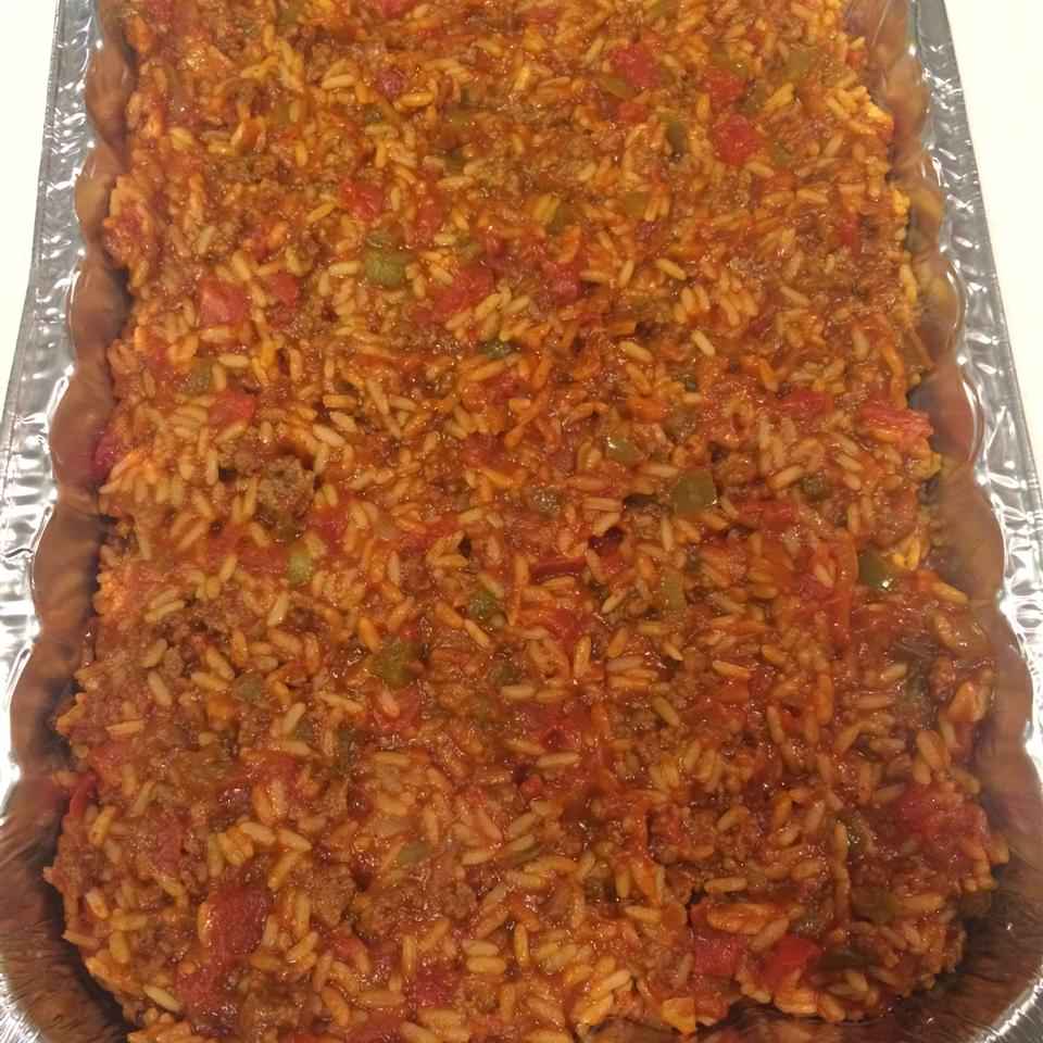 Spicy American Spanish Rice KOOLCHICK262003