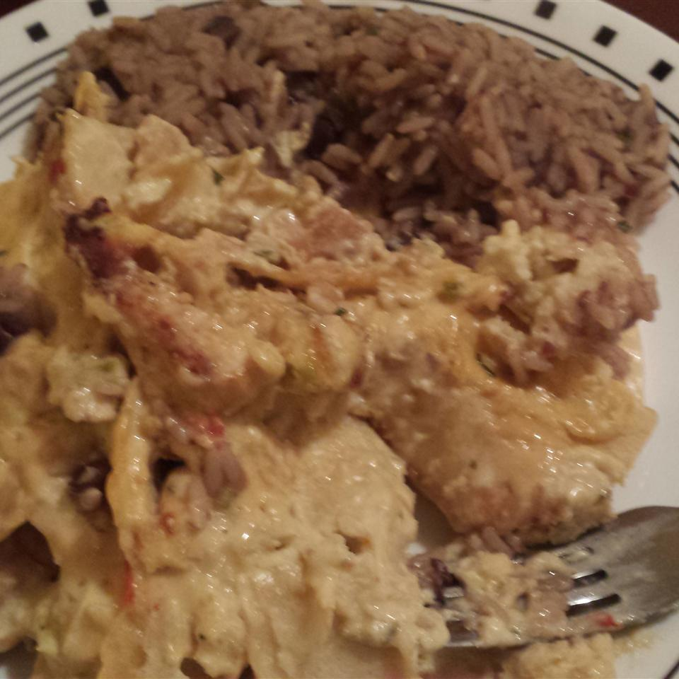 Easy White Chicken Enchiladas Nick Raso