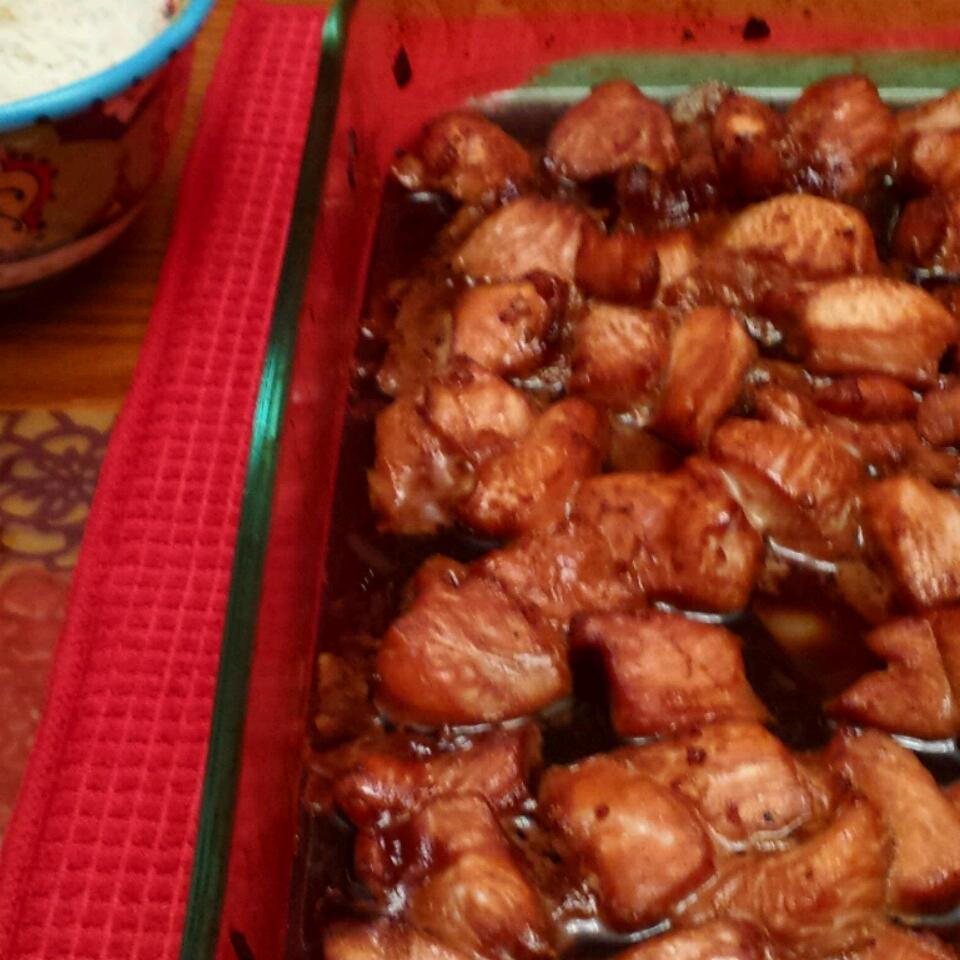 Bourbon Chicken littlejediprincess
