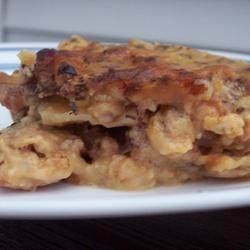 Potatoes Au Gratin with Fennel and Bacon pomplemousse