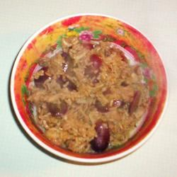 Grapes and Rice Stir Fry ONIOND