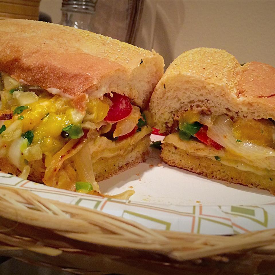 Amazing Southwest Cilantro Lime Mango Grilled Chicken Sandwiches Patricia