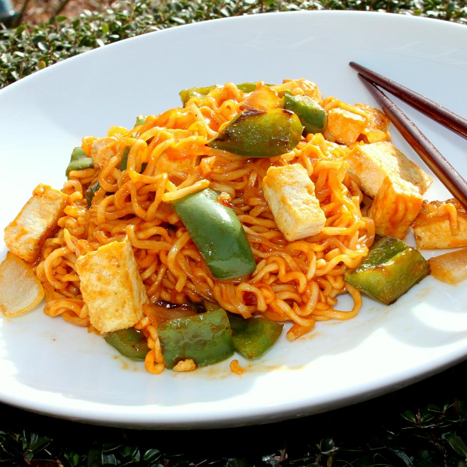 Quick Tofu Stir Fry