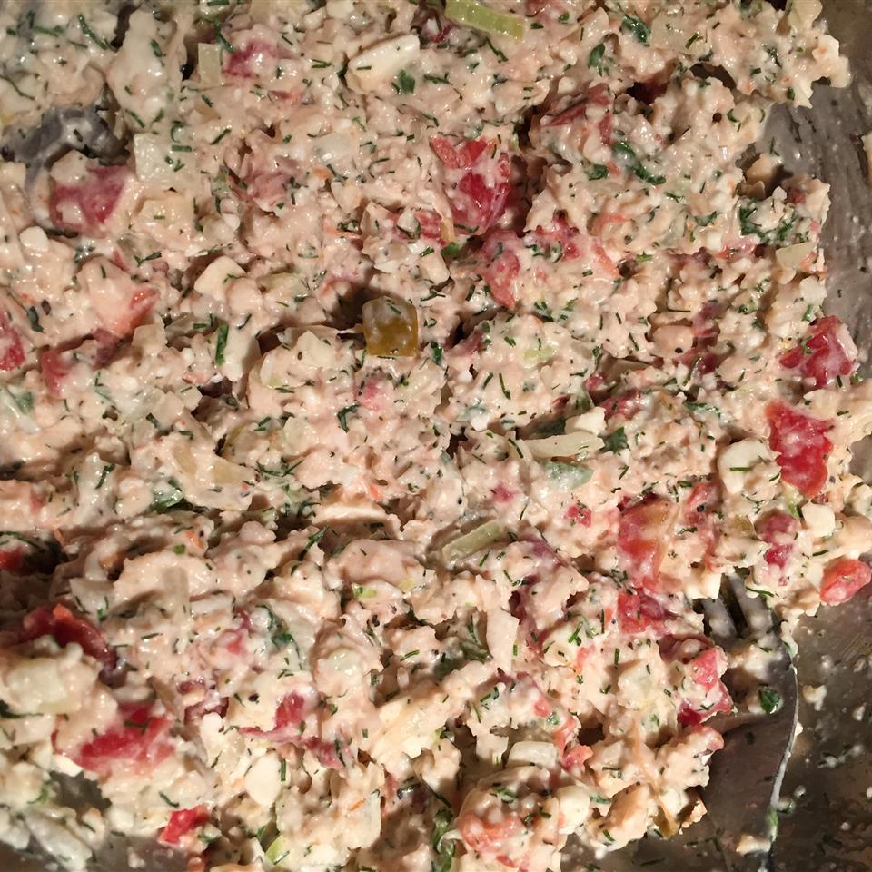 Fancy Chicken Salad shonda