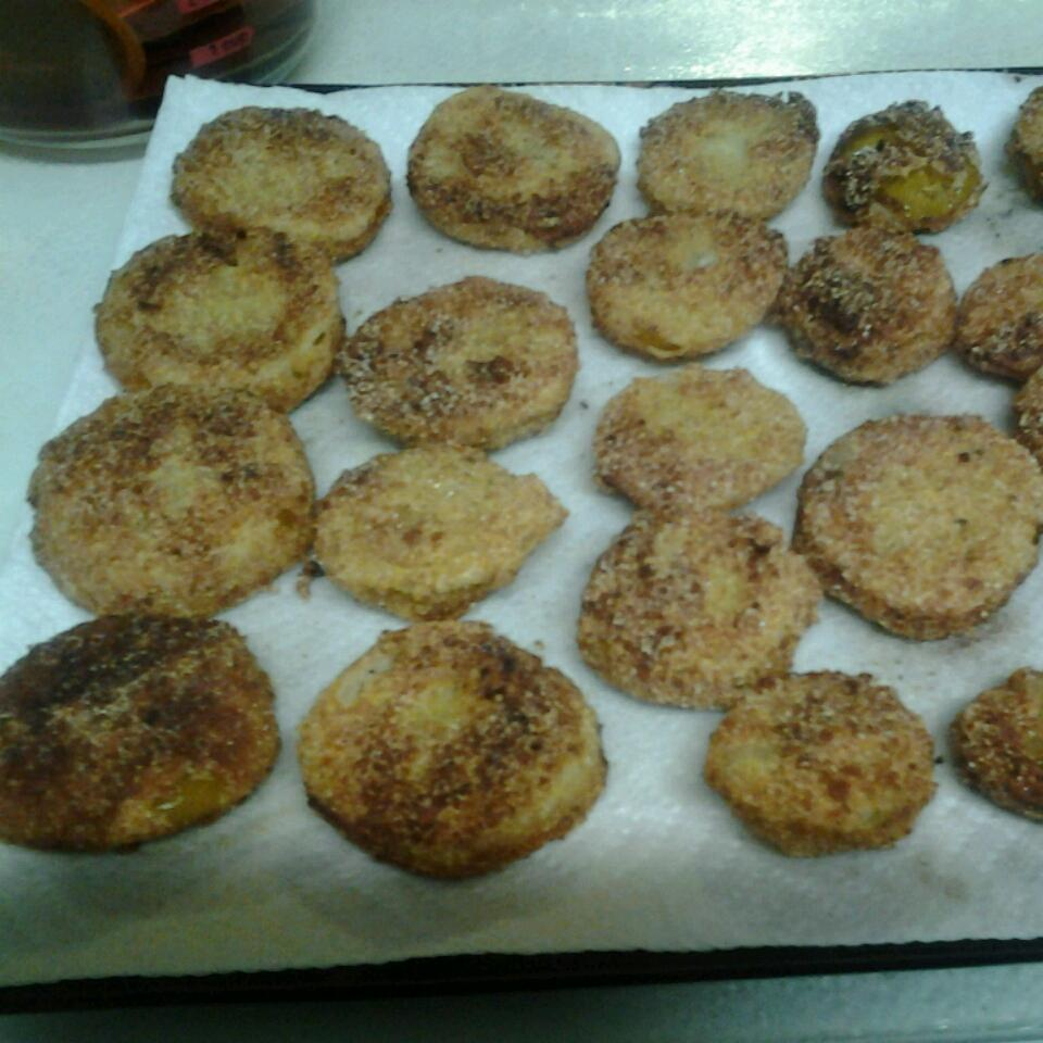 Chef John's Fried Green Tomatoes Graysonchrissy