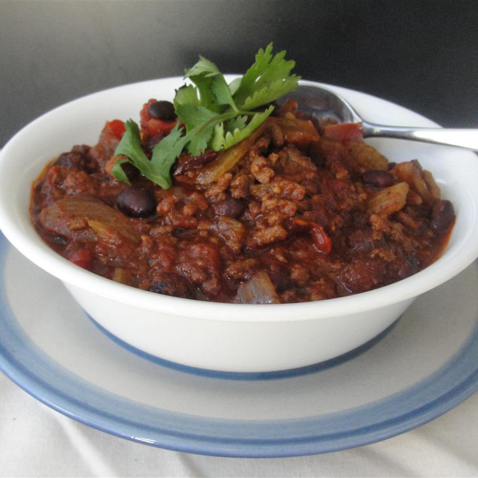 Christina's Slow Cooker Chili image