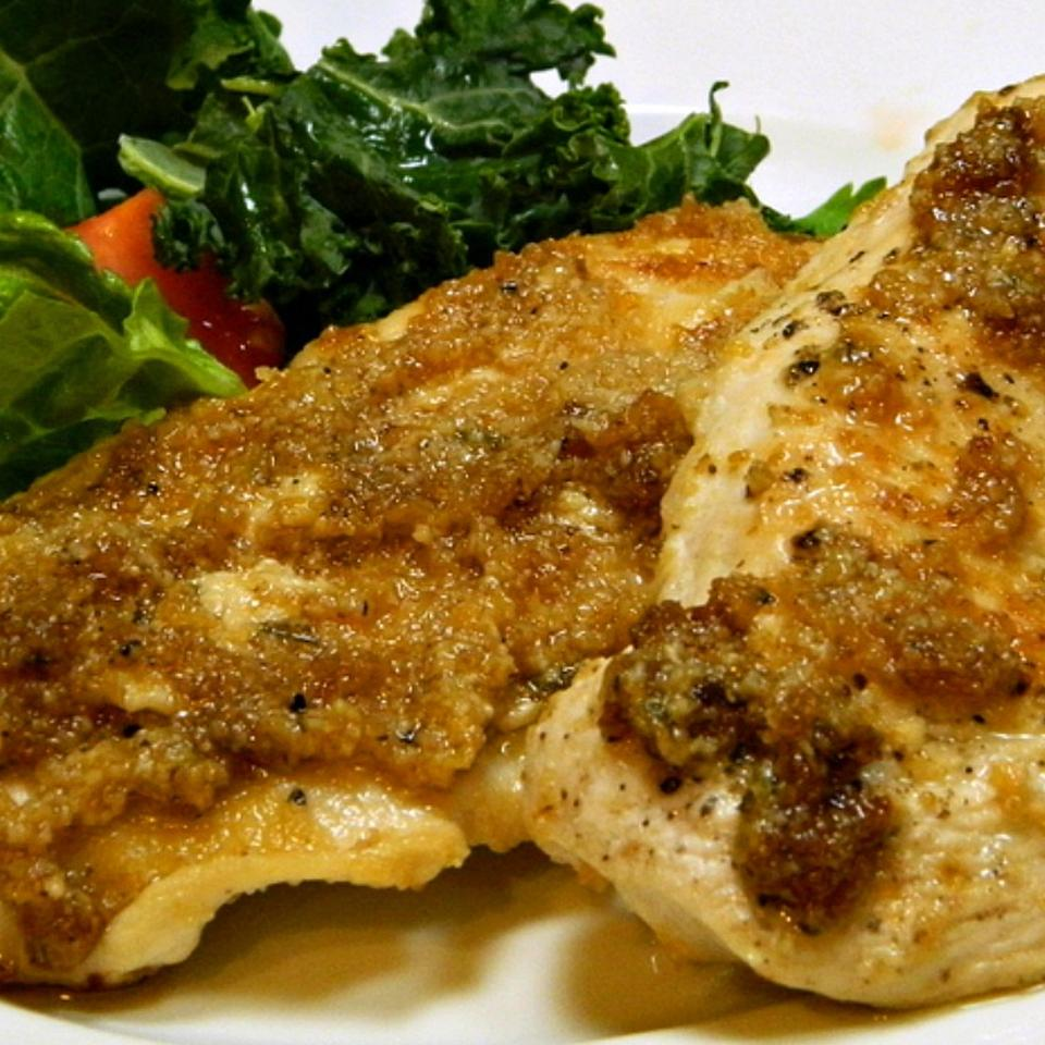 Lemon Garlic Chicken Marianne