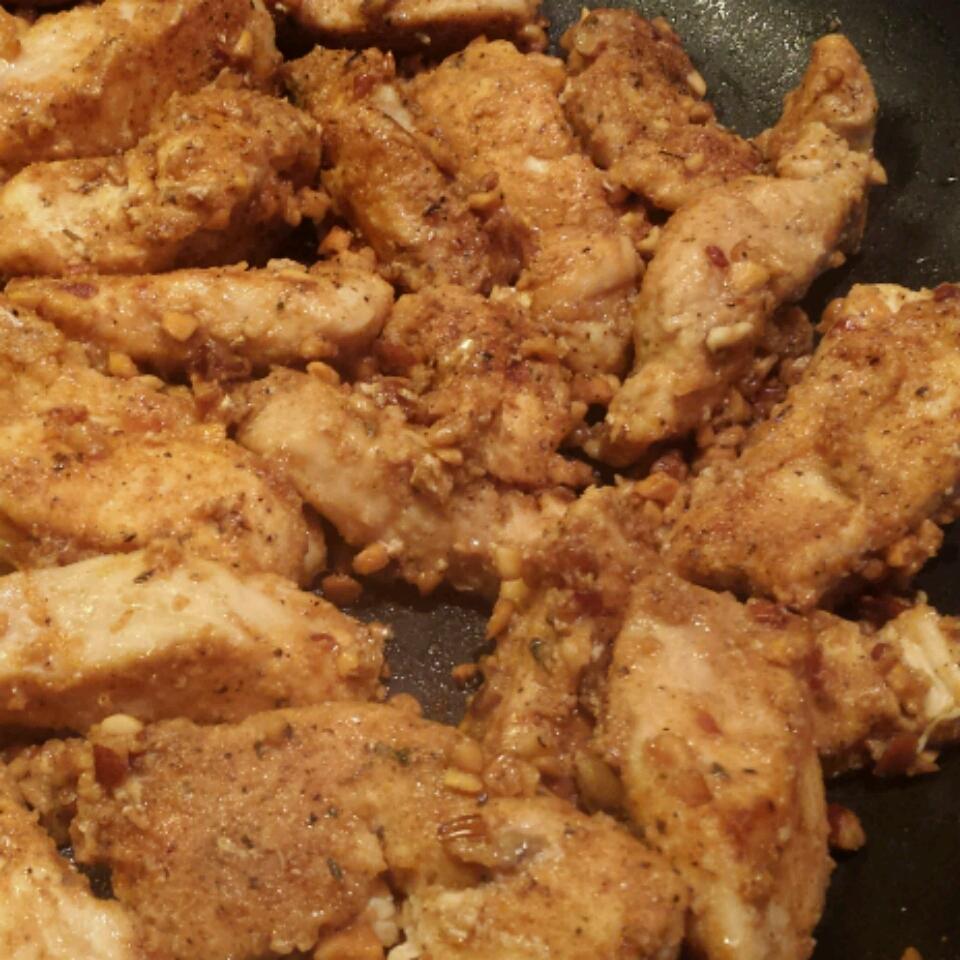 Cajun Chicken and Rice Laura Nuñez