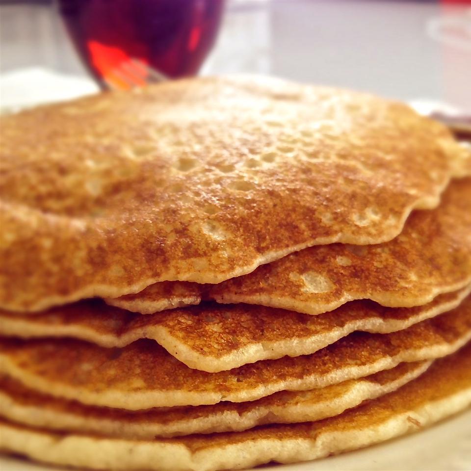 Gluten-Free Fluffy Pancakes THE BEAVER FAMILY