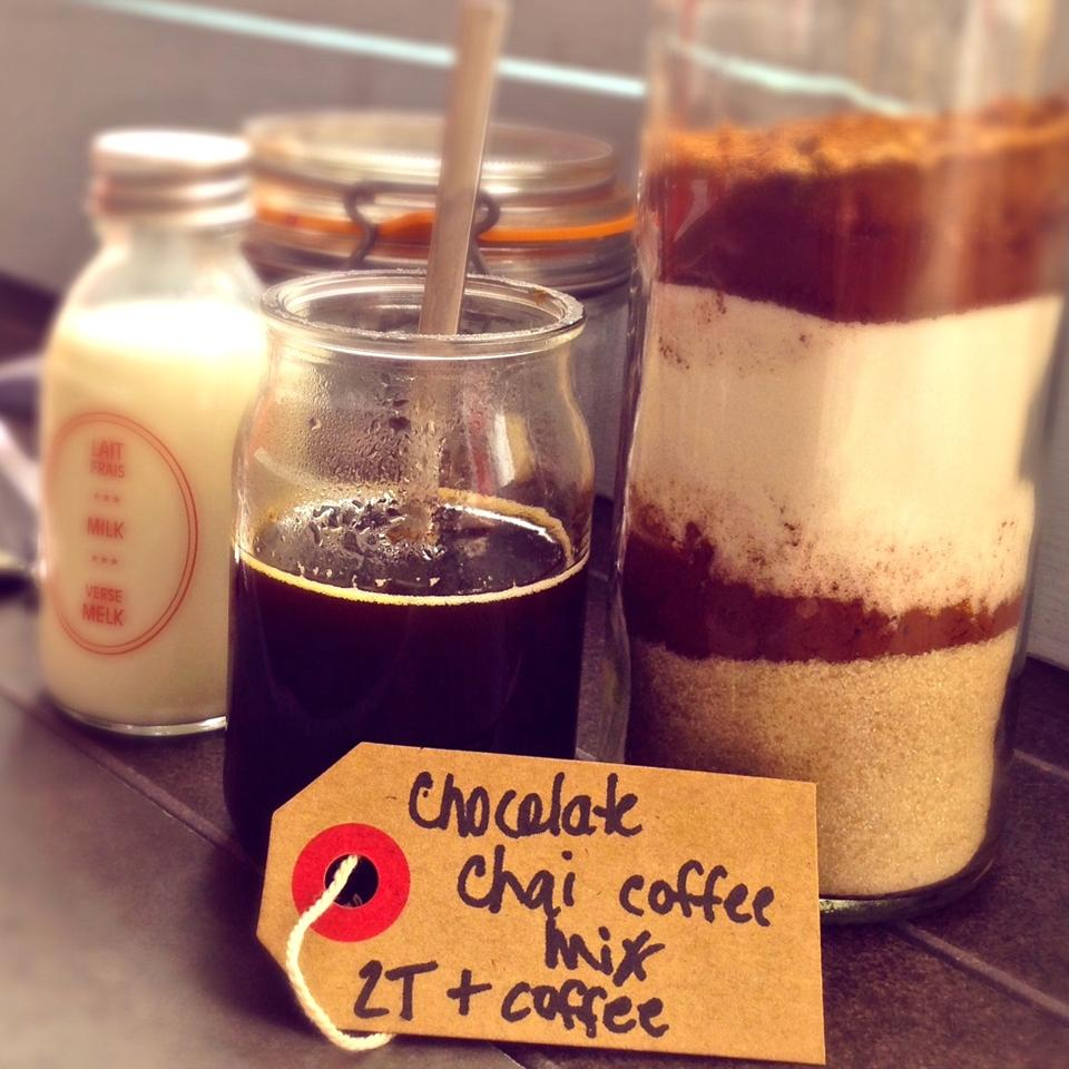 chocolate chai coffee mix recipe