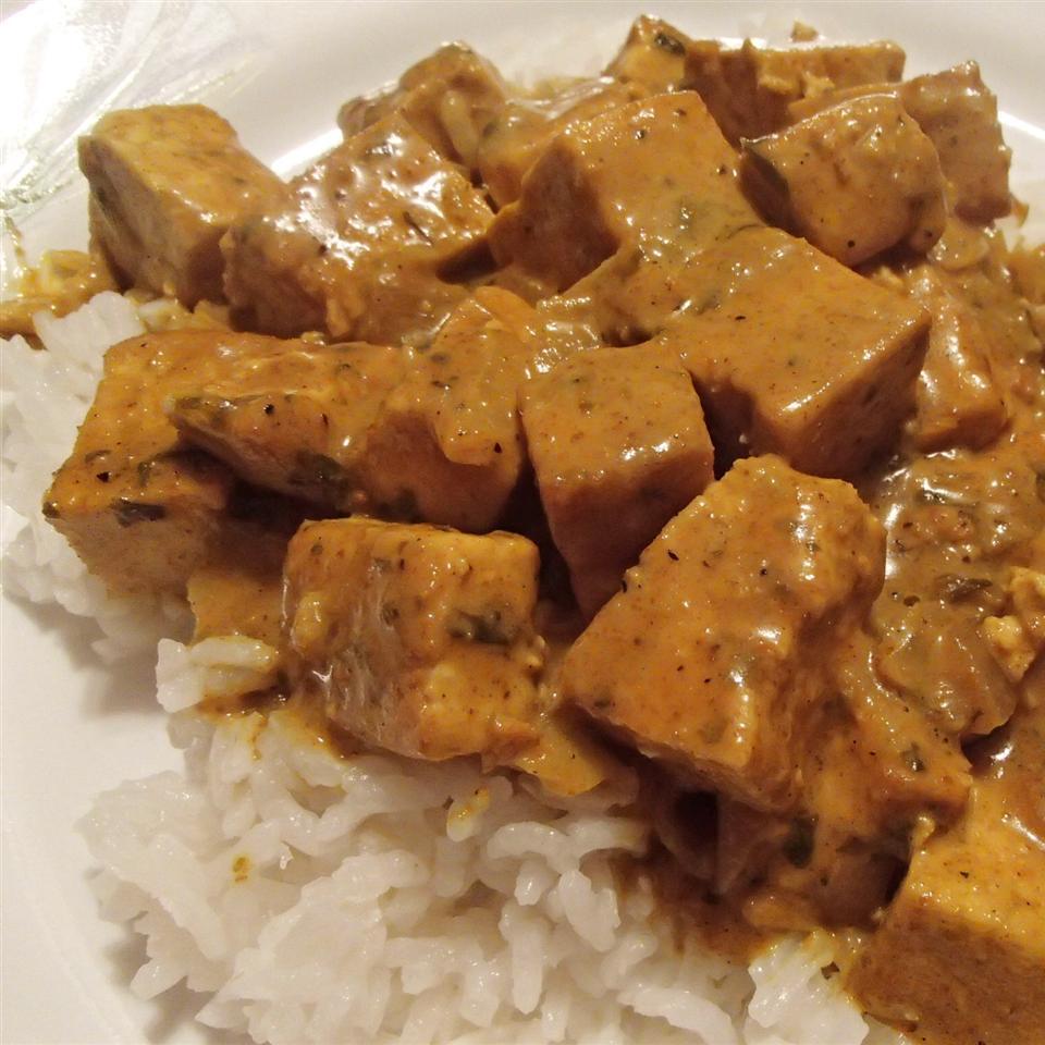 Thai Curry Tofu Thea Pappalardo