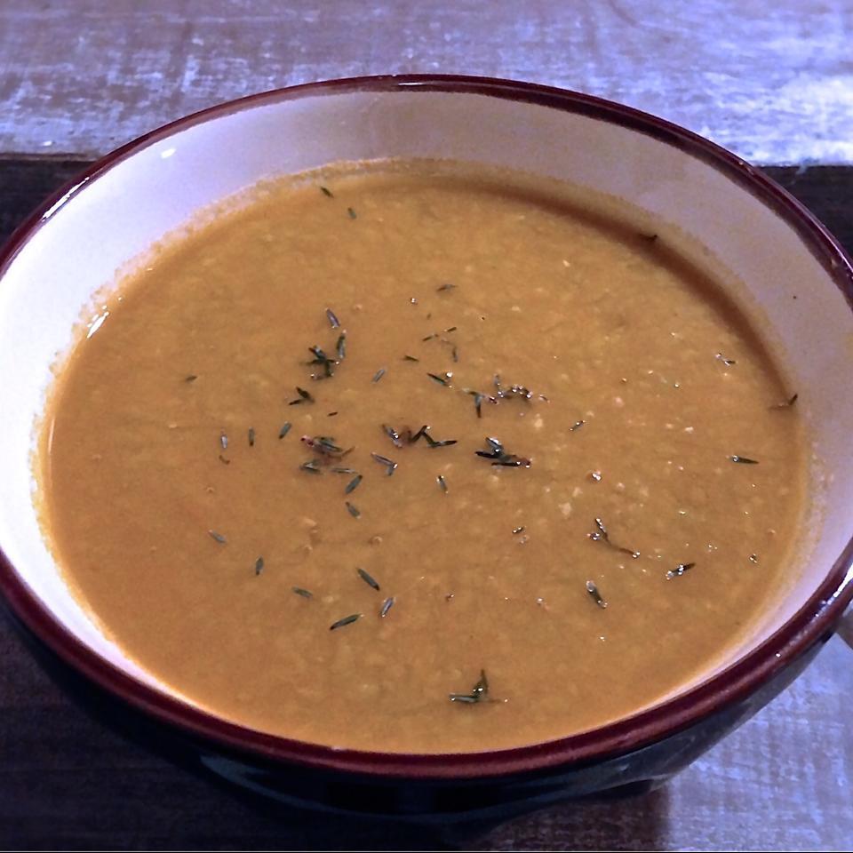 Eastern-Style Mulligatawny Soup