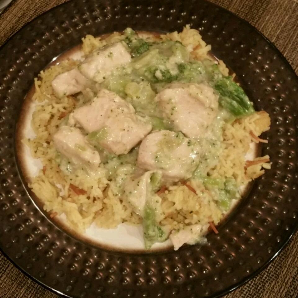 Broccoli Chicken Julianne Miller
