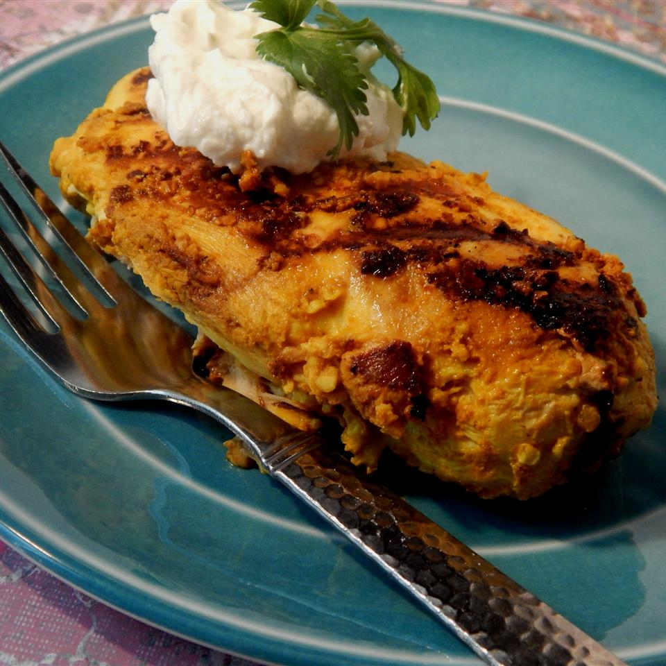 Grilled Indian Chicken Alice