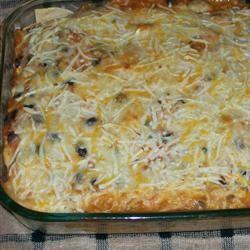 Chicken Enchilada Casserole II