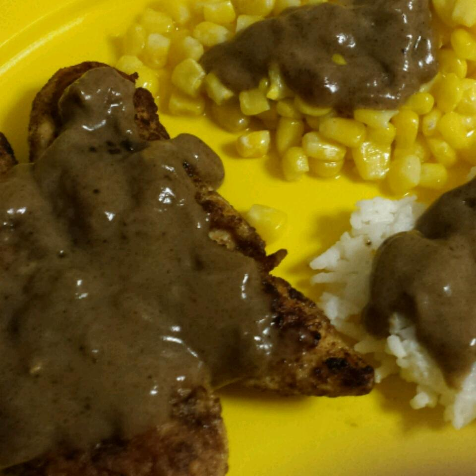 Chicken with Rice and Gravy Mrs Z