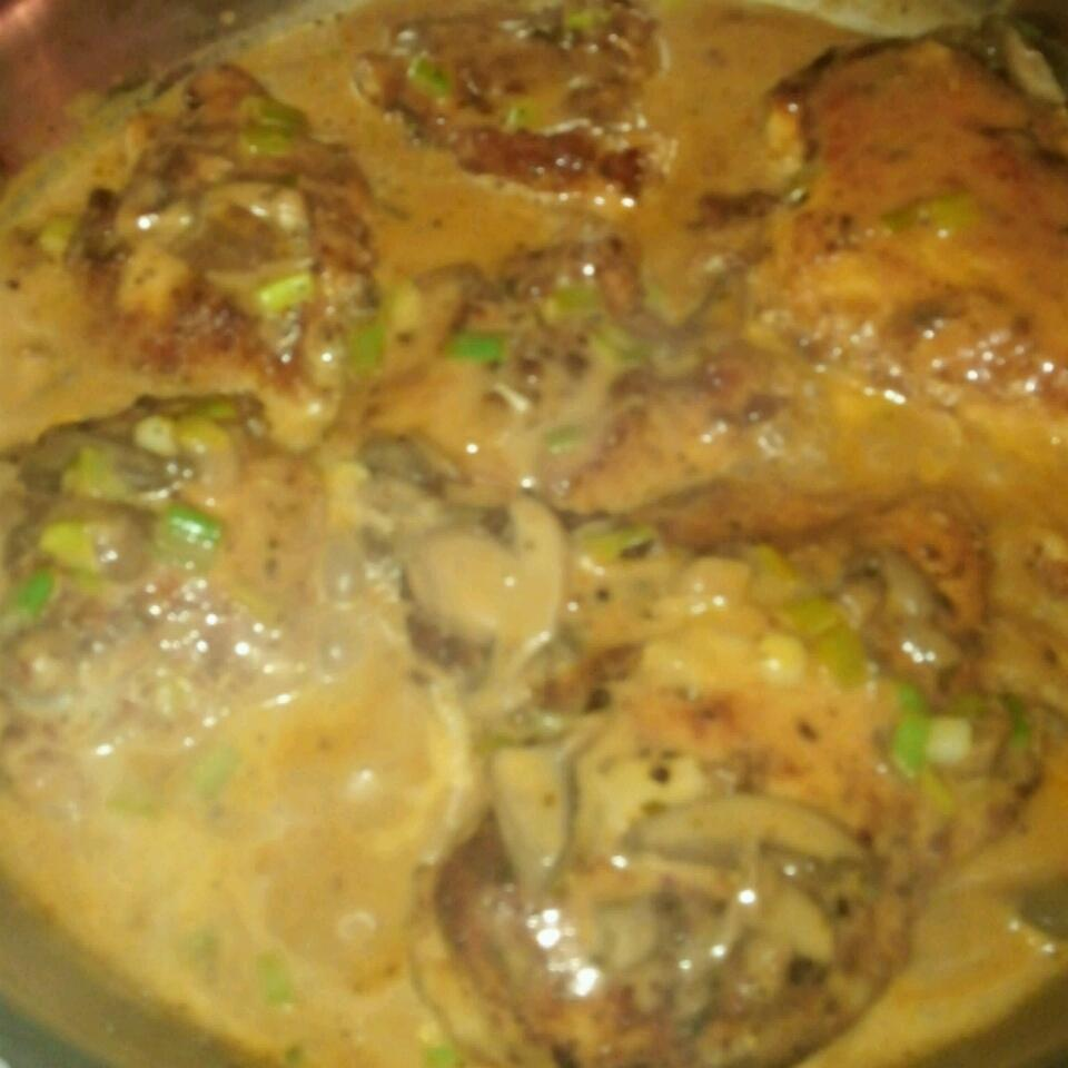 Easy Chicken Marsala Ms.FDM