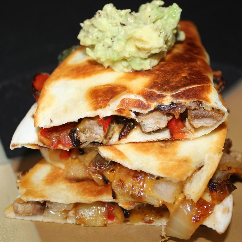 Fajita Quesadillas
