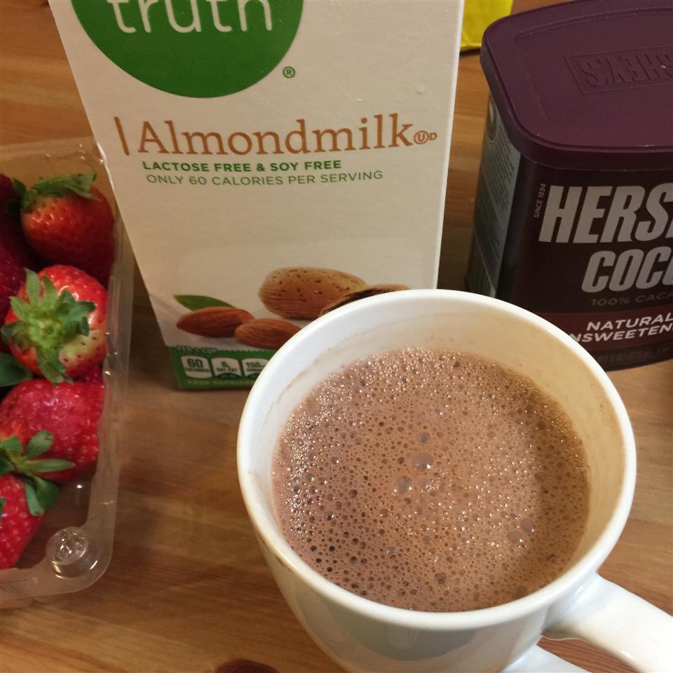 Delicious Vegan Hot Chocolate image