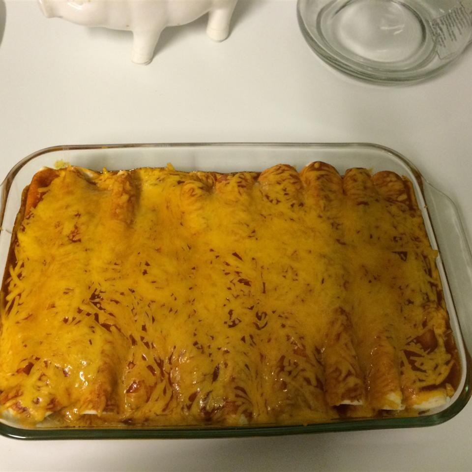 Cream Cheese Chicken Enchiladas nbrow661