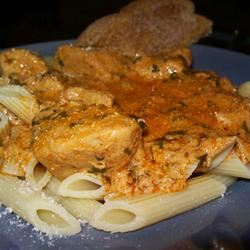 Sun-Dried Tomato Chicken Jana