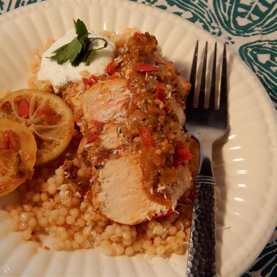 Red Pepper Chicken DRUMSPIKES