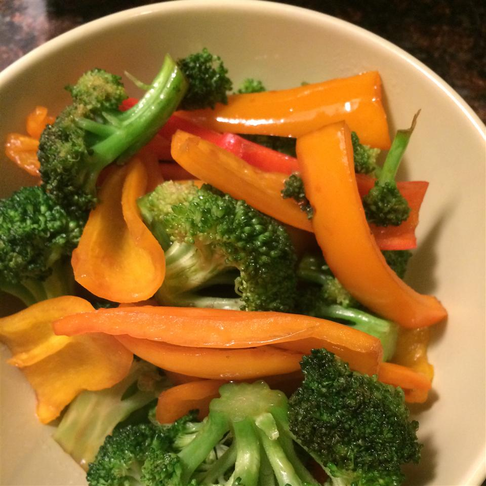 Sesame Broccoli