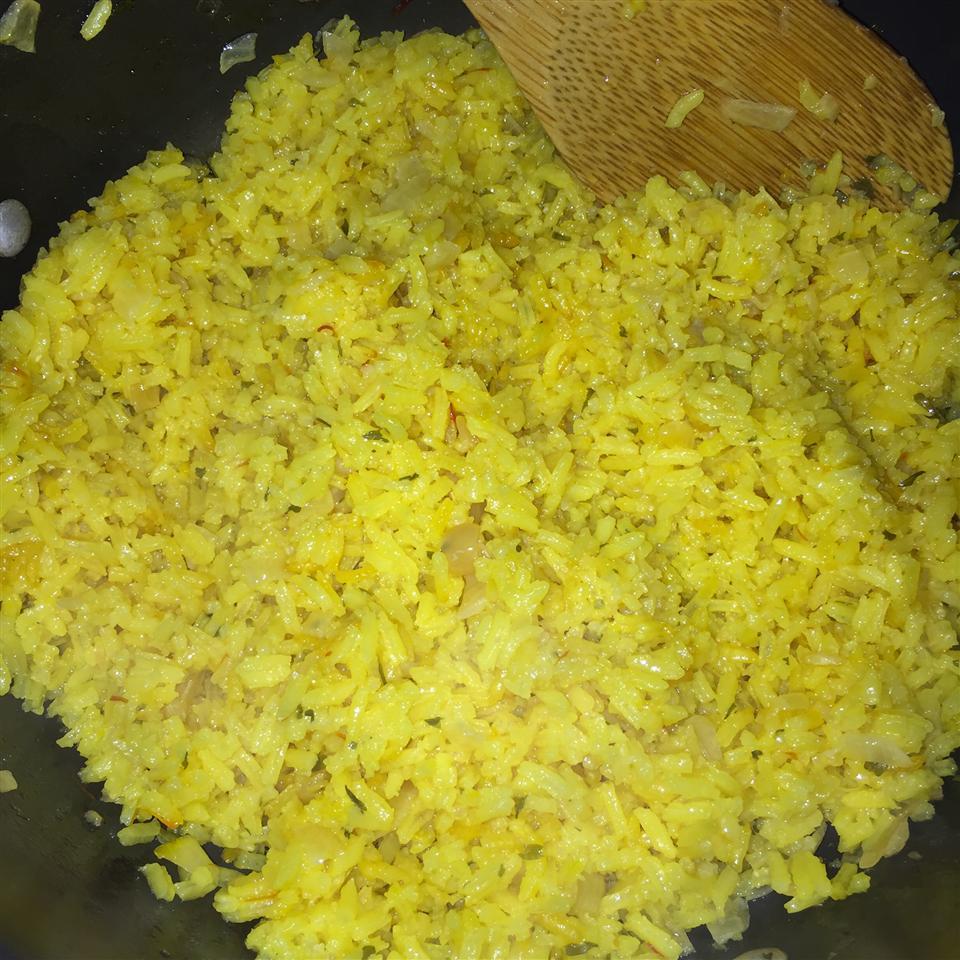Saffron Rice SLBOOTH