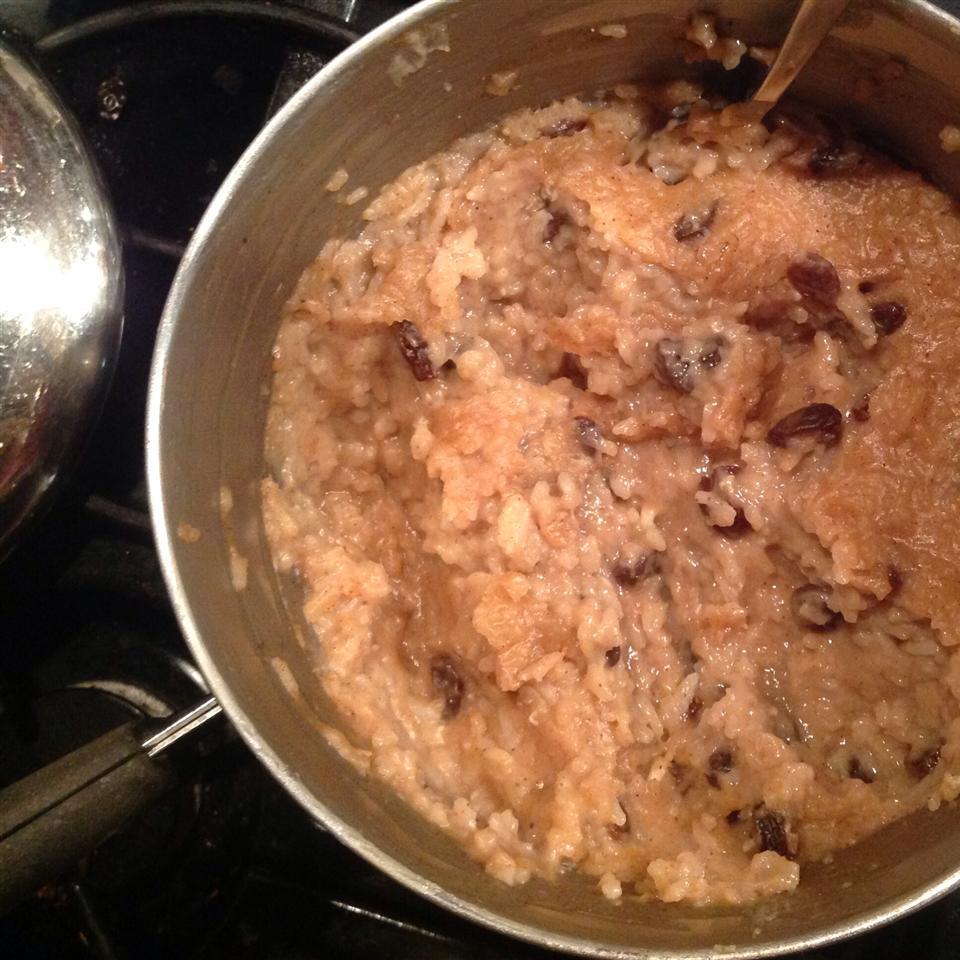 Creamy Coconut Milk Rice Pudding Recipe | Allrecipes