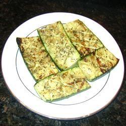 Grilled Zucchini I Jillian