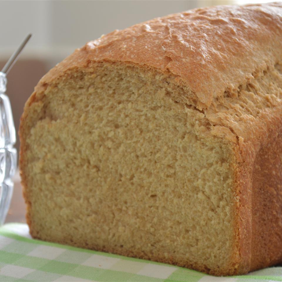 Mrs. Carrigan's Honey Wheat Bread
