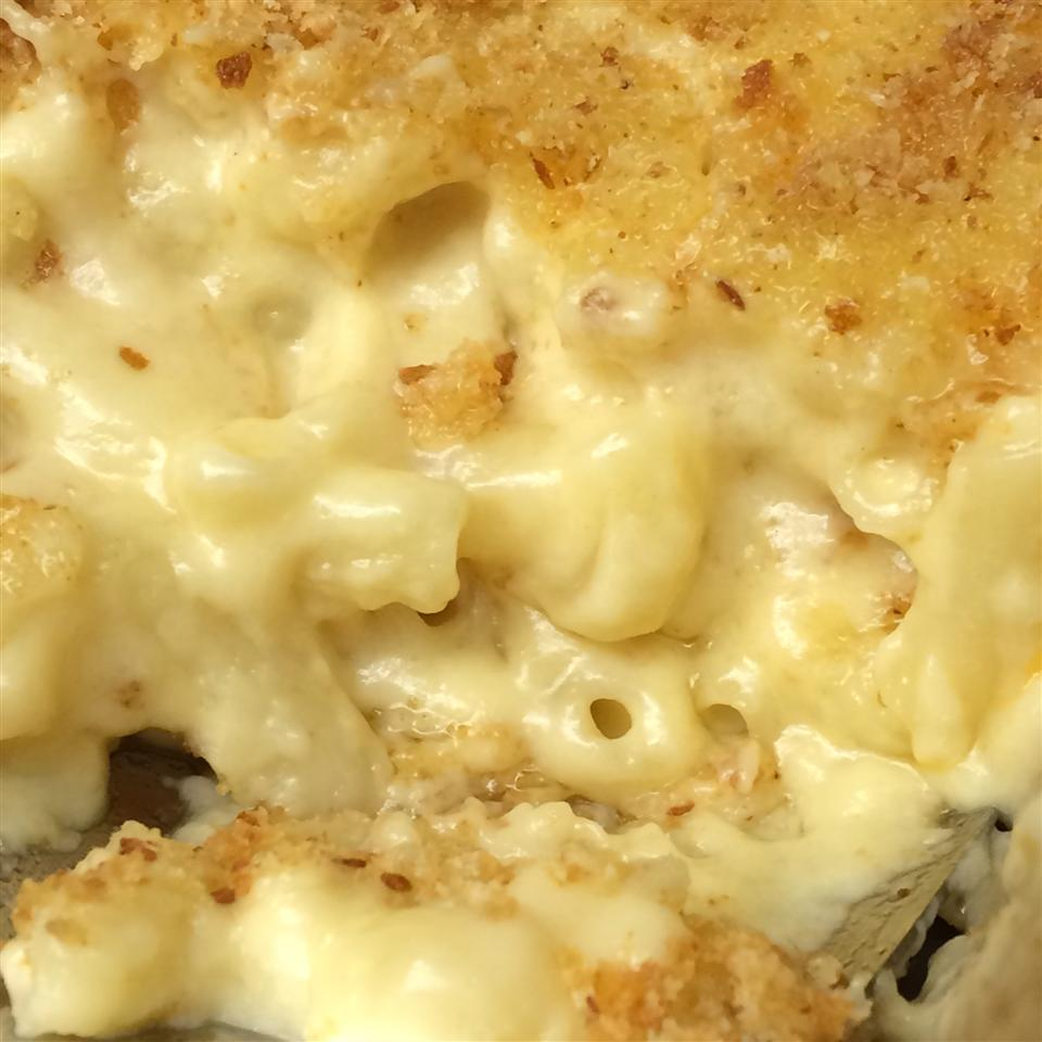 Shannon's Smoky Macaroni and Cheese - Printer Friendly