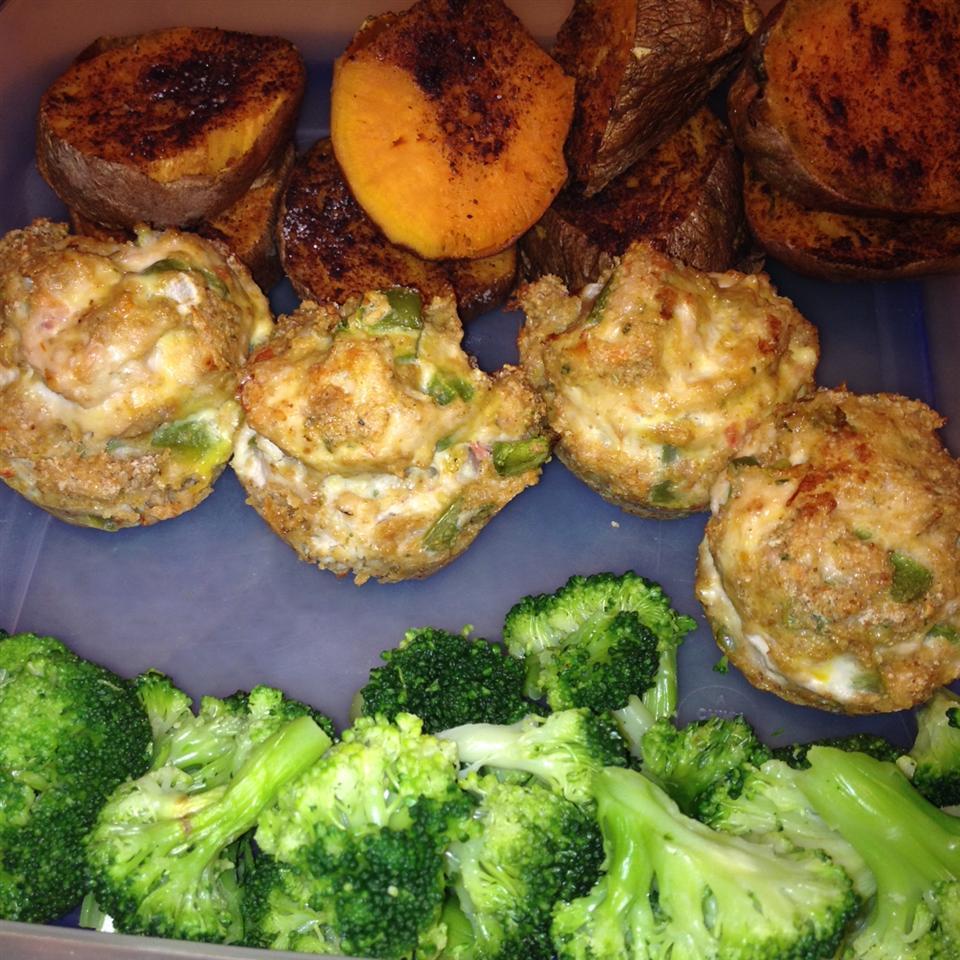 Zesty Chicken Meatloaf LNDYLU2