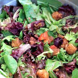 Amazing Crunchy Tofu Salad anru7695
