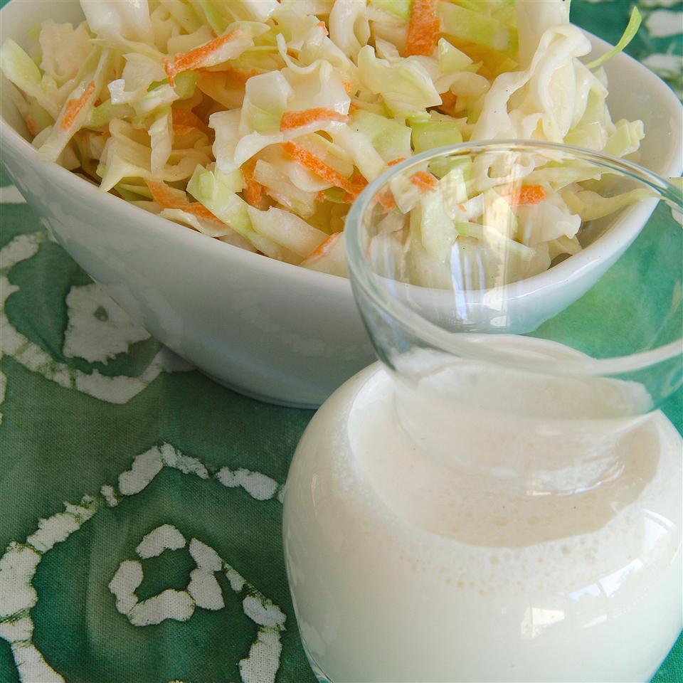 Milk Vinegar Salad Dressing