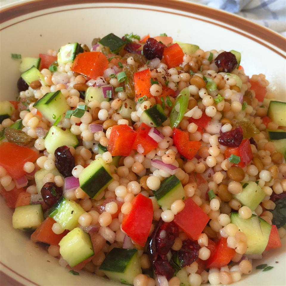 Pearl Couscous Salad Recipe Allrecipes